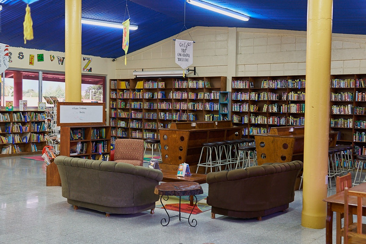 library goal